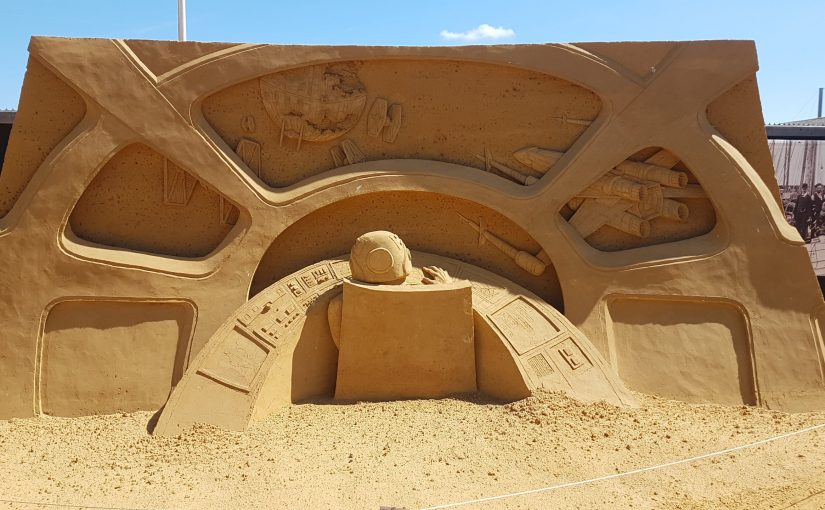 Hundested Sandskulptur Festival 2018